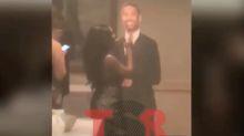 Innovative Teen Takes Michael B. Jordan Cardboard Cutout As Prom Date