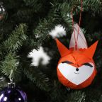 Make These Surprise Ball Ornaments for Christmas