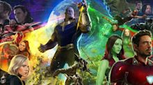 Infinity War star teases a scene with '40 superheroes'