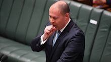 Josh Frydenberg in self-isolation after coughing fit during budget speech