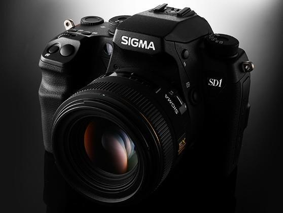 Sigma SD1 starts shipping in June for $9,700, has its sights set on medium format lovers