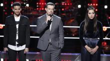 'The Voice' Season 13 Knockouts, Part 3: Freight trains and love on the brain