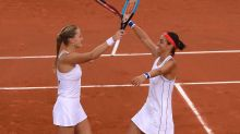 France beat Romania to reach Fed Cup final