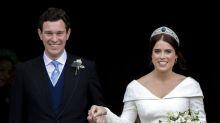 El especial significado tras el vestido de novia de la princesa Eugenia