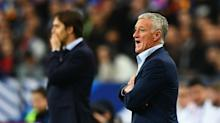 France boss Deschamps welcomes video referee technology after trial against Spain