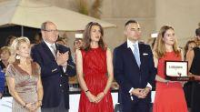 Carlota Casiraghi y su cuero pasional en Mónaco