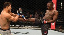 Israel Adesanya routs Paulo Costa at UFC 253, leaving no doubts to his dominance