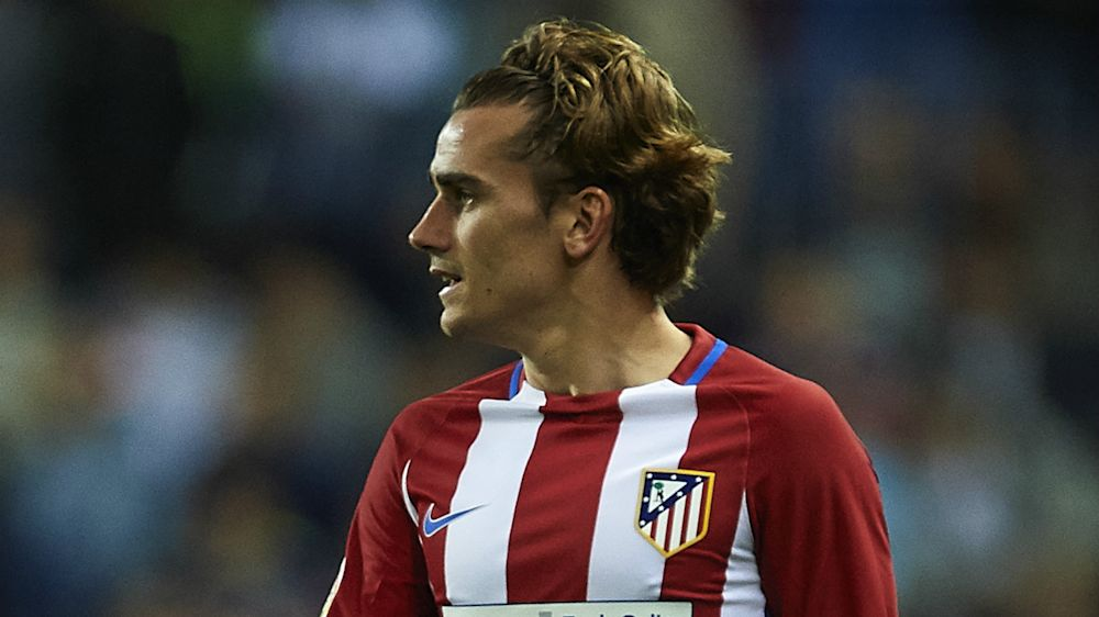 Griezmann tired of constant transfer talk