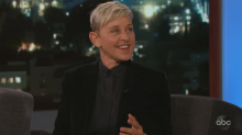 Good deeds get Ellen DeGeneres out of speeding tickets