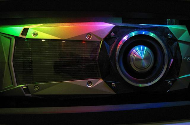Watch NVIDIA's GeForce RTX launch right here at 12PM ET!