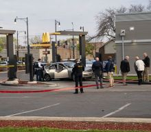 Shooting at Chicago McDonalds drive-through kills seven-year-old girl and seriously injures father