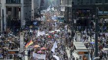 Corona-Newsblog Berlin: Corona-Gegner fluten Polizei mit Demo-Anträgen