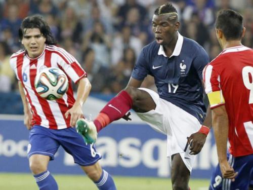 França fará amistoso com o Paraguai um dia antes da final da Champions