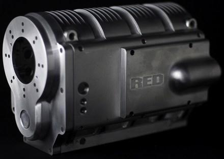 """First pics of RED """"Spike"""" camcorder prototype surface"""