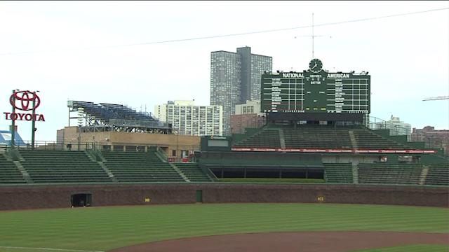 Wrigley Field renovation could double ad-space