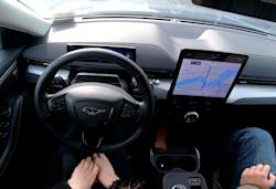 GM sues Ford over the name of its hands-free driving feature