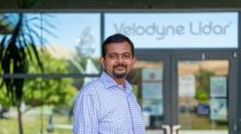 Velodyne Lidar CEO Anand Gopalan Featured Speaker at Reuters Smart Infrastructure & Energy Week