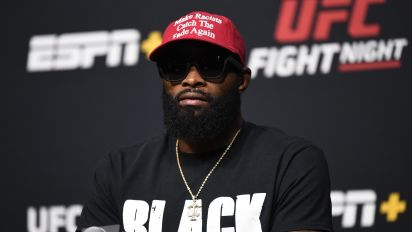 Which Tyron Woodley will show up vs. Covington?