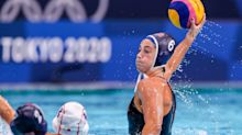 American Maggie Steffens sets all-time Olympic water polo scoring record