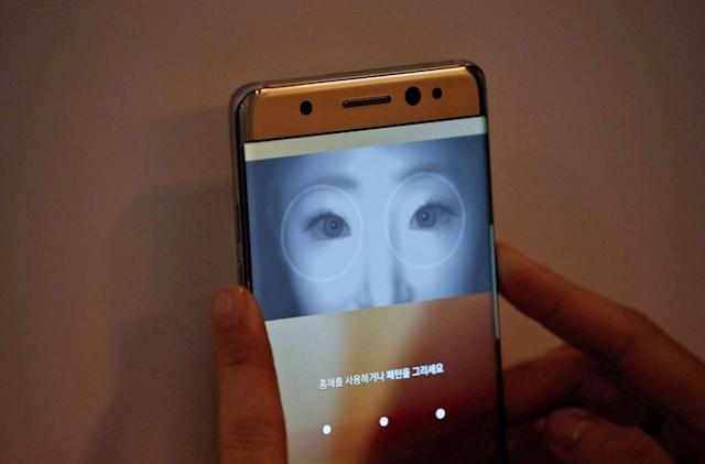 Synaptics combines face and fingerprint recognition on your phone