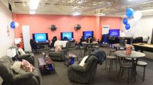 Aaron's and Progressive Leasing Revitalize Boys & Girls Clubs of America Teen Spaces in Virginia and California at 31st and 32nd Keystone Club Makeovers