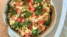 Cyril Lignac partage sa recette de la salade piémontaise et nous fait saliver