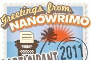 NaNoWriMo: Some helpful hints and tools