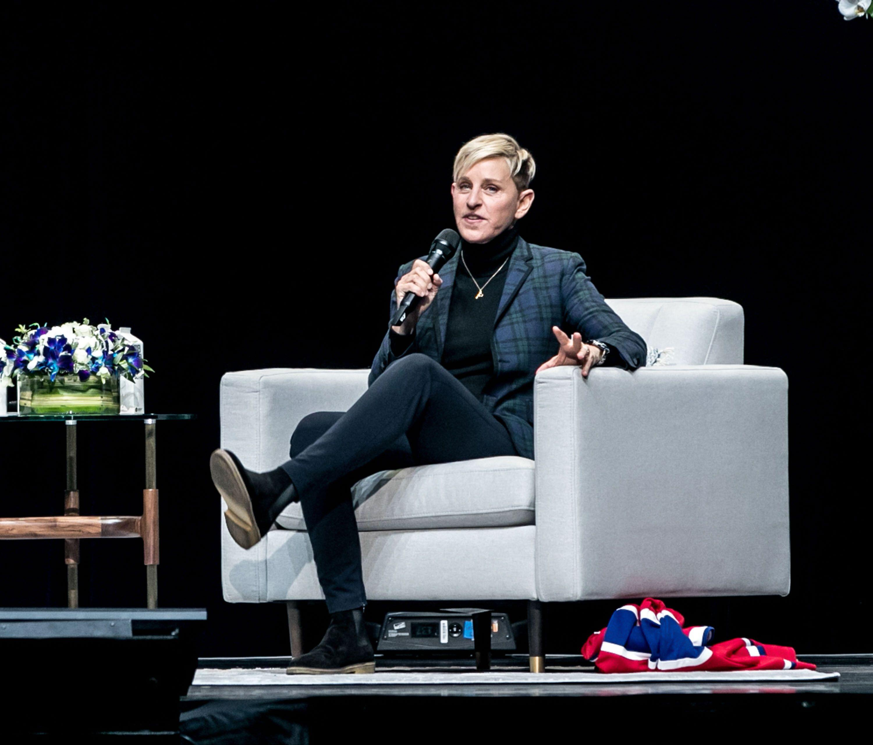 21c845466970 Ellen DeGeneres opens up about being sexually abused by her stepfather