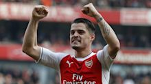Xhaka wins his biggest prize of the year
