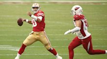 Kyle Shanahan says Jimmy Garoppolo 'has to play better' after Cardinals upset 49ers