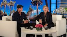 Ellen DeGeneres Says She's Dated One Of Brad Pitt's Ex-Girlfriends