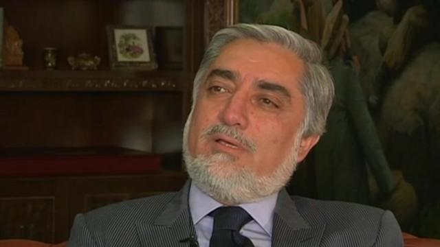 Partial results put Abdullah in lead for Afghanistan's next president