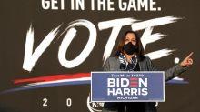 Covid-19 : Kamala Harris suspend ses déplacements en raison de cas positifs dans son équipe
