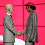 Houston Rockets take Green with No. 2 pick in NBA draft