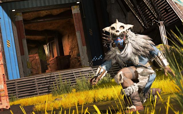 'Apex Legends' Old Ways trailer shows off its town takeover mode