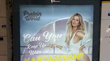Khloé Kardashian's Protein World Ad Cleared After Body-Shaming Complaints