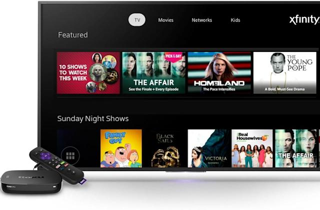 Comcast's Xfinity TV app for Roku starts beta testing