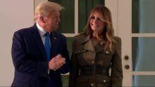 Melania Trump fala na convenção republicana