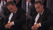 Alastair Clarkson's embarrassing Brownlow moment goes viral