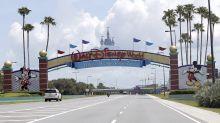 Practices begin at Disney, as teams begin restart routines