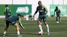Vitor Hugo celebra antes de decisão: é quem mais jogou no Allianz no elenco