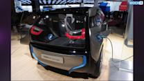 BMW's All-electric I3 Ready To Roll In The US