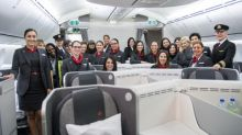 Air Canada Proudly Showcases Contributions and Achievements of Women Employees on International Women's Day