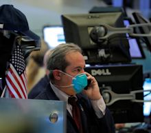 Stock market news live updates: Stocks trade lower as indices head for weekly losses