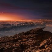 Potentially Habitable Planet Discovered Orbiting Proxima Centauri, Closest Star to Our Sun
