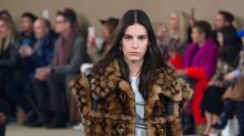 Stuart Vevers Flirts With a Dark Romance for Coach's Fall 2019 Collection