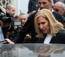 Livni warns over peace and democracy as she quits Israeli politics