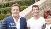 Piers Morgan Opens Up About Simon Cowell's Baby News