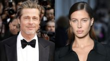 Brad Pitt de nuevo soltero, ha roto con la modelo Nicole Poturalski