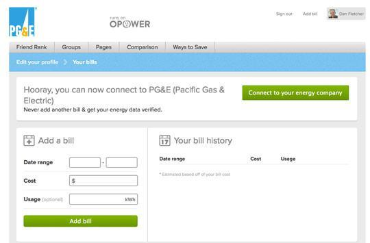 Facebook inks partnership with Opower, looks to socially compare home energy usage